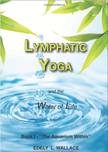 Lymphatic Yoga Book 1 Cover