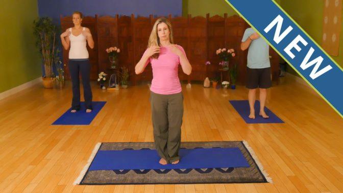Short Class Lymphatic Yoga