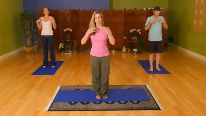 Lymphatic Yoga® & Four Phases of the Breath