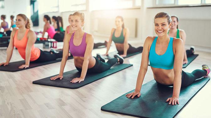 Yoga Class Audio