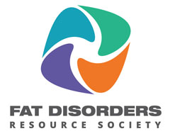 Fat Disorders Resource Society, Logo