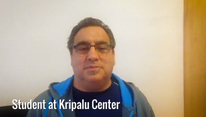 Lymphatic Yoga testimonial from Kripalu Center