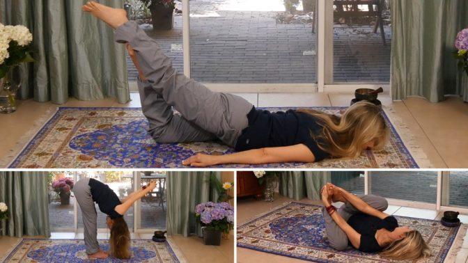 Lymphatic Yoga® for Hormonal Balance