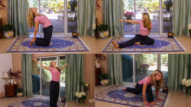 Lymphatic Yoga® for Weight Loss